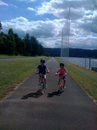 Riding_bikes